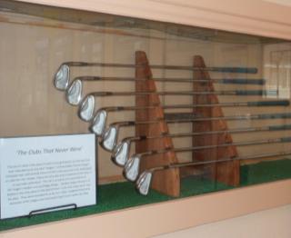 Ben Hogan golf clubs