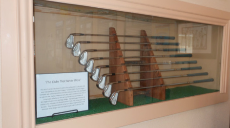 Ben Hogan golf clubs