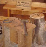 Woodworking tools of Ben Hogan