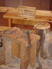 Woodworking tools of Ben Hogan