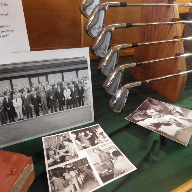 Ben Hogan's Golf Clubs