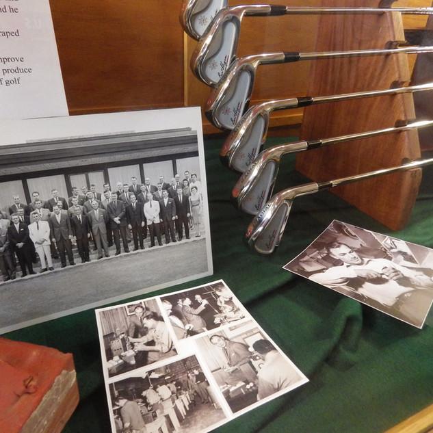 Ben Hogan's Golf Clubs