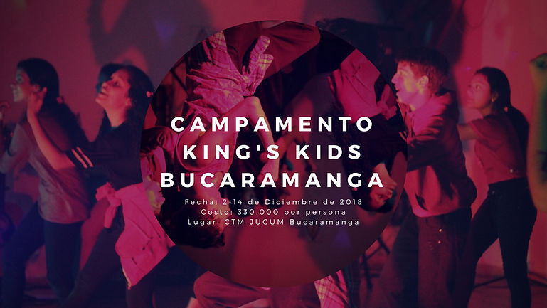 Campamento King's Kids
