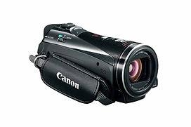Alquiler cámara de video continuo Canon Vixia
