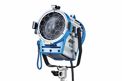 Alquiler de luces para video ARRI 650w
