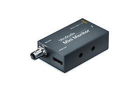 Alquiler Trajeta capturadora de video Black Magic Ultrastudio Mini Recorder