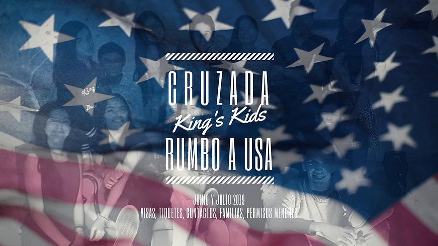 Cruzada d King's Kids
