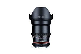 Alquiler de lentes de cine Rokino CineDS 35mm