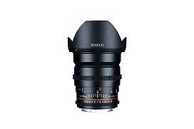 Alquiler de lentes de cine Rokino CineDS 24mm