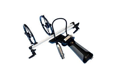 Alquiler de montura para microfono shotgun unidireccional para boom