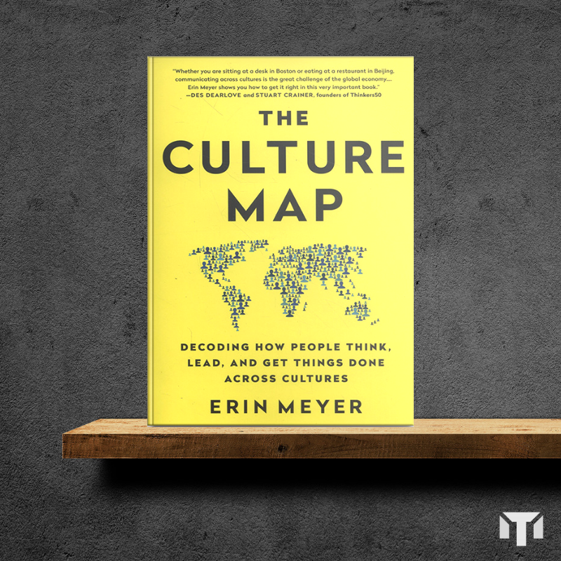ON OUR BOOKSHELF: The Cultural Map by Erin Meyer