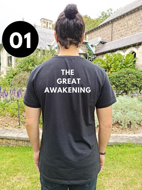 Freedom T-Shirt Range 01-14