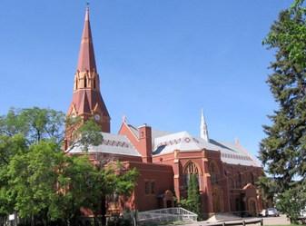 St. John's Cathedral, Saskatoon - After