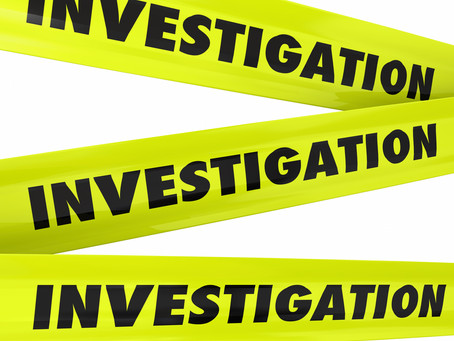 UNDER INVESTIGATION (again in Oyster Bay)