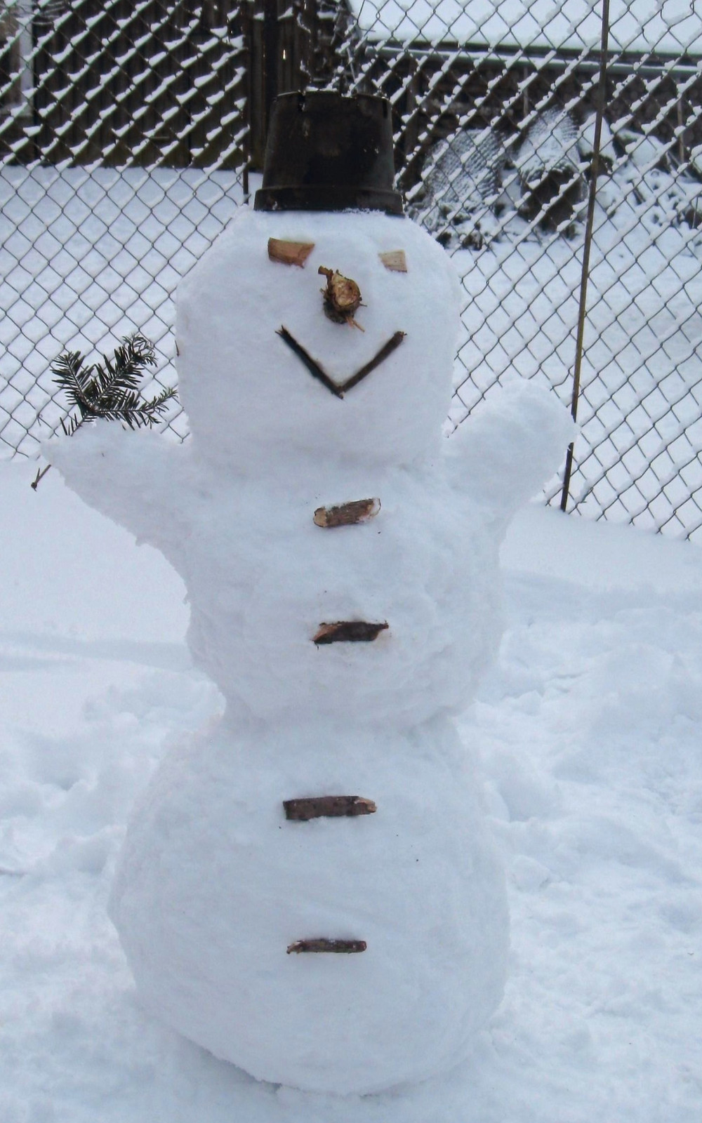 Last Year's Snowman from a Better Speech Family