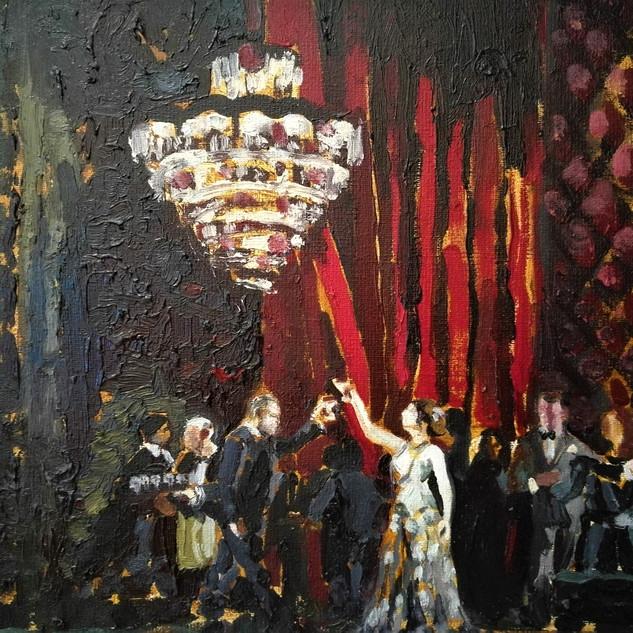 La Traviata: The Party
