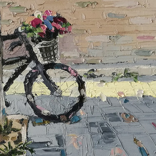 The Black Bicycle