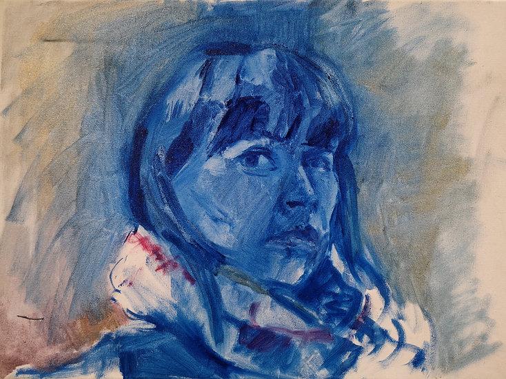 Blue Self
