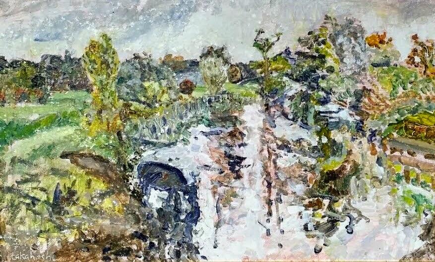 A Dedham Landscape