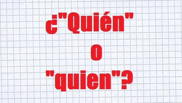 Spanish language accent marks