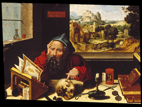 Saint Jerome – The patron saint of translators