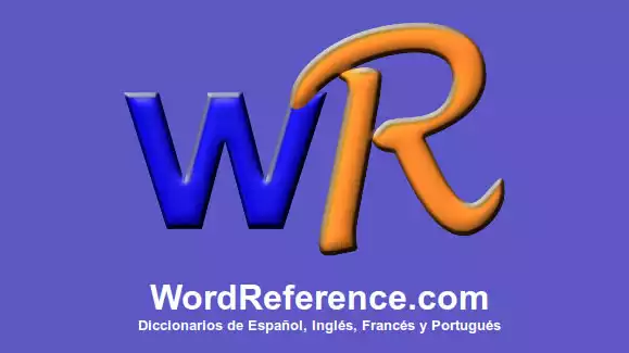 Wordreference webpage logo