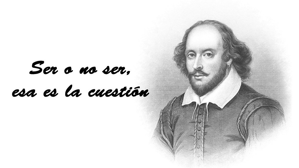 Shakespeare quote in Spanish
