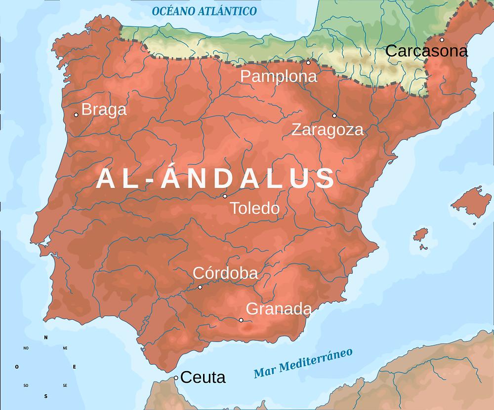 Al-Ándalus - Arabic Spain