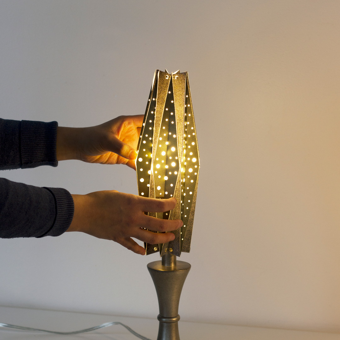 Paper Lantern Workshop