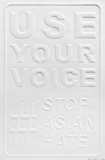 Use Your Voice #Stop Asian Hate