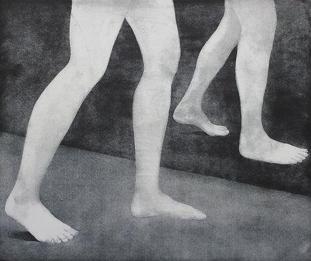 Walk Together (*Frame Included)