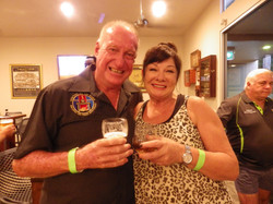 Garry and Jo from Cooktown