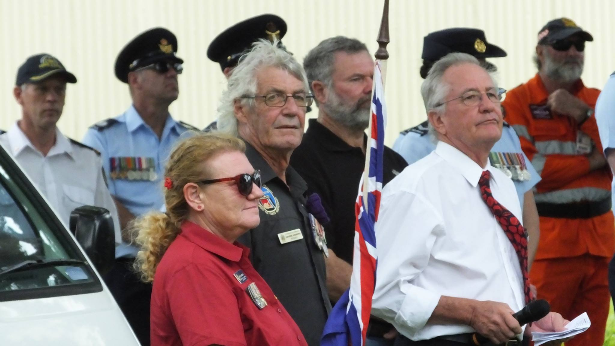 Cooktown Anzac Day 2016