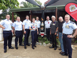 35 Sqn and Cooktown RSL