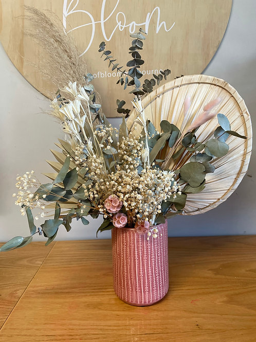 Large Dried Blooms
