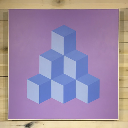 Cubes of Water