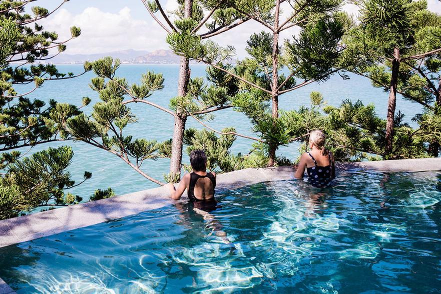 luxury retreat
