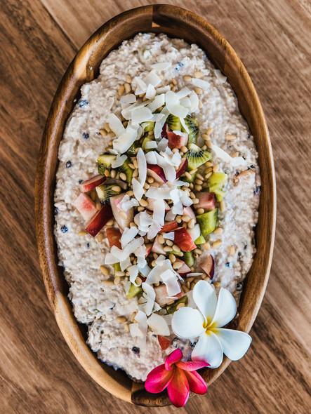 Retreat breakfasts by Bloom Kitchen