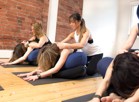 What is Massoga® Massage Yoga?