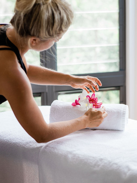 Private luxury treatments