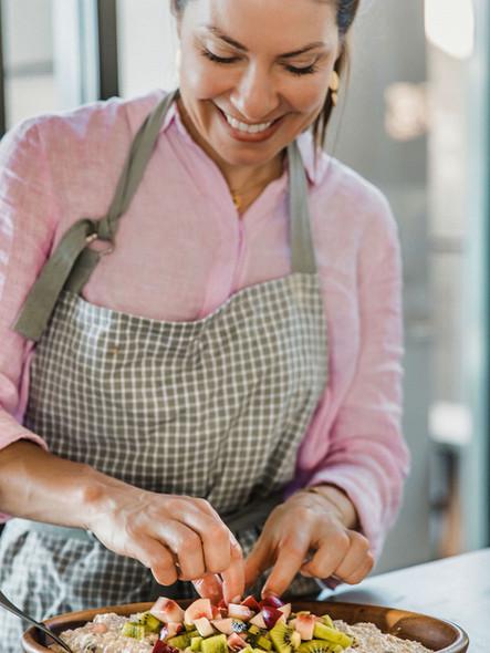 Vegan Chef Sophia Davey from Bloom Kitchen