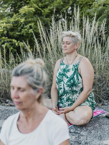 Nature meditation