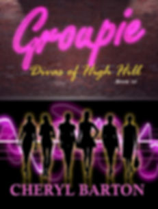 Divas of High Hill Book 10 Groupie 10261
