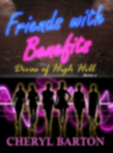 Divas of High Hill Book 9 Friends with B