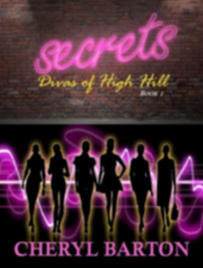 Divas of High Hill Book 1 Secrets 102619