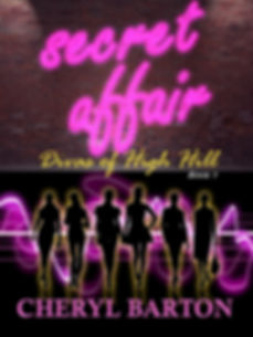 Divas of High Hill Book 7 Secret Affair