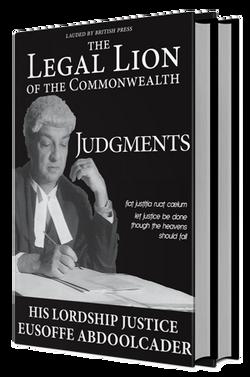 Judgments book