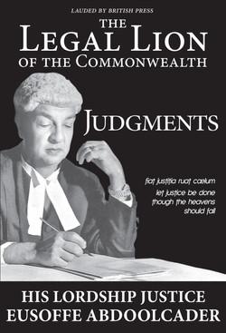 The Legal Lion book