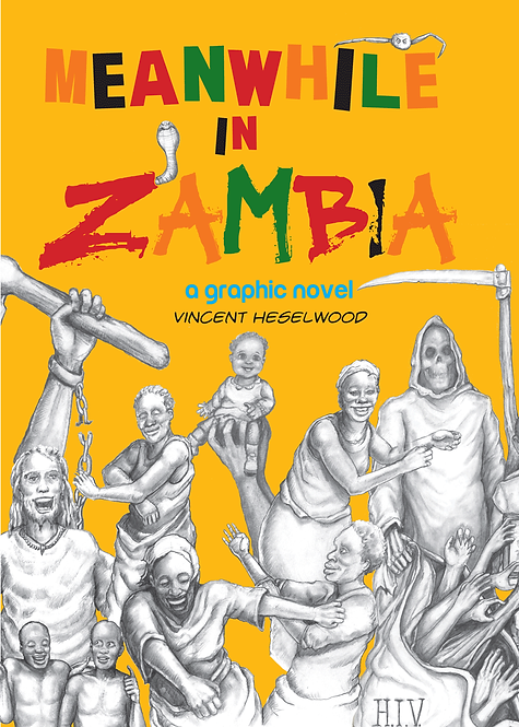 MEANWHILE IN ZAMBIA: A GRAPHIC NOVEL