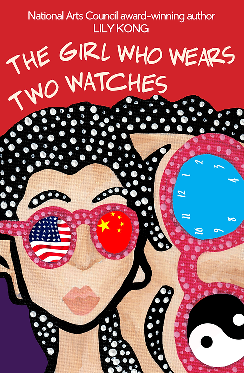 THE GIRL WHO WEARS TWO WATCHES